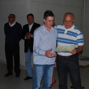 Entrega dos certificados
