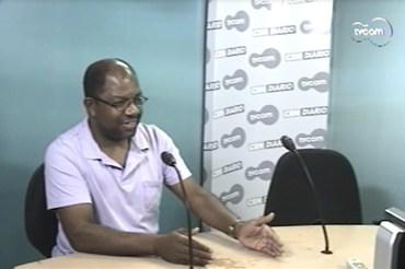 Entrevista do João Carlos Nogueira na Rádio CBN