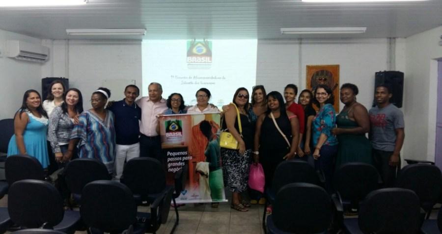 Encontro de Afroempreendedores de Jaboatão dos Guararapes