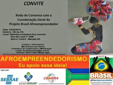 Convite 23 de setembro - Amapá