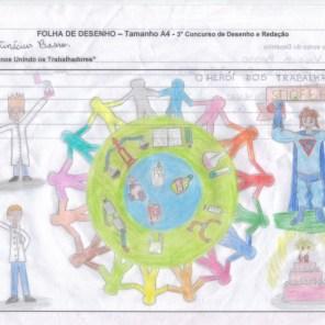 Terceiro Lugar: Eric Vinícius Bassos / Novozymes Latin America Ltda