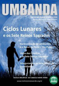 Capa da revista umbanda 33