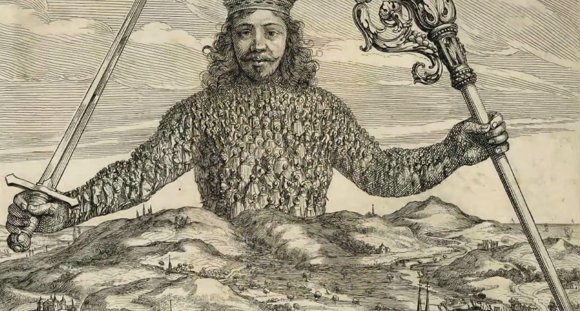 O Leviatã ou Matéria, Forma e Poder de Um Estado Eclesiástico e Civil | Thomas Hobbes