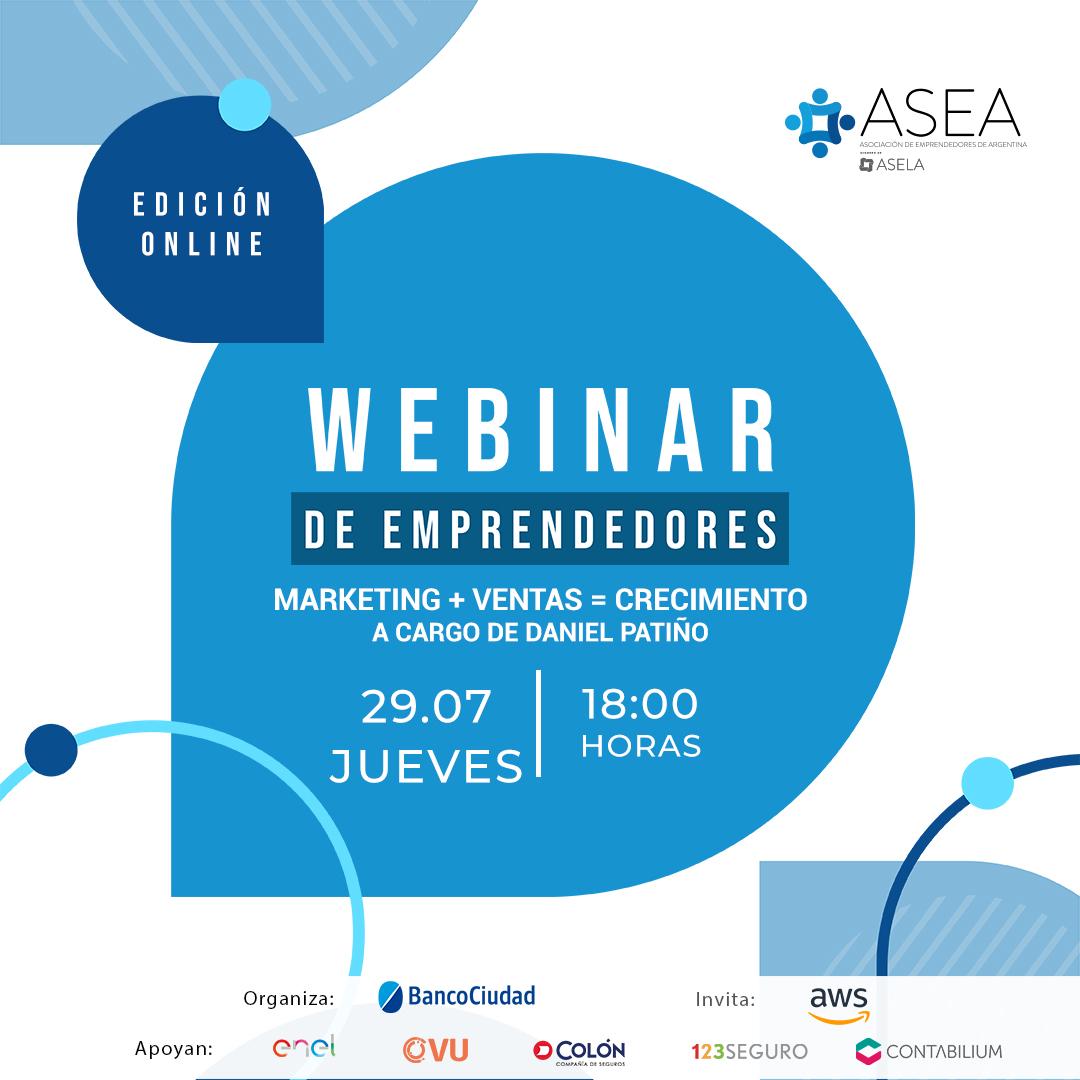 webinar ASEA
