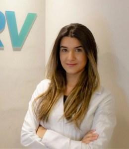 Fisioterapeuta Larissa Piras