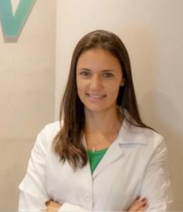 Fisioterapeuta Paula Salles Rezende