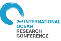 2nd international ocean research conference