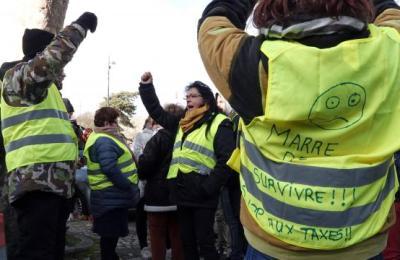 Gilets jaunes: la révolte des médiocres