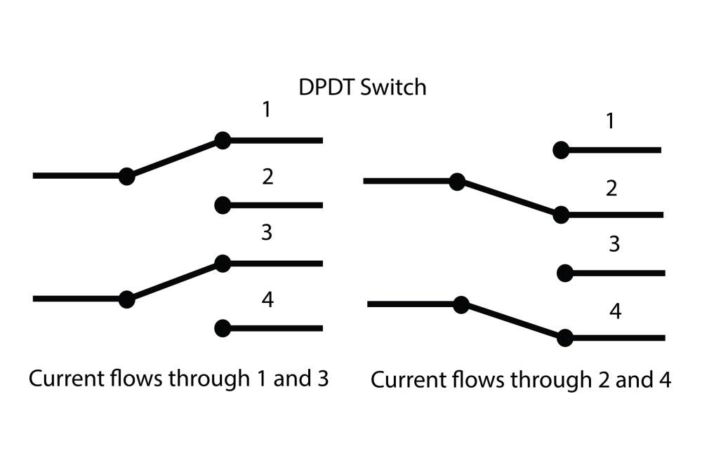 medium resolution of double pole double throw