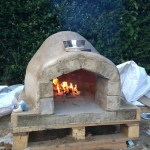 How To Make A Homemade Pizza Oven 8 Steps With Pictures Instructables
