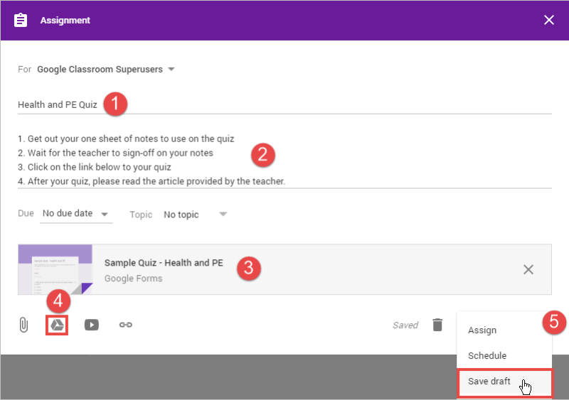 3 Tips for Quiz Security in Google Forms – Teach with Tech