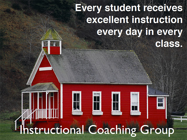 What principles need to know - Instructional Coaching Group