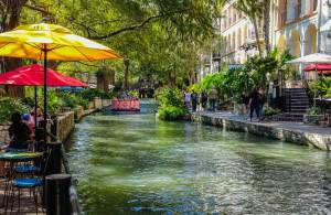 San Antonio Riverwalk - TLC conference