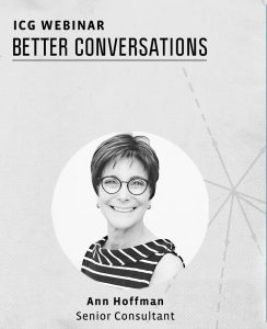 Better Conversations Webinar - Instructional Coaching Group
