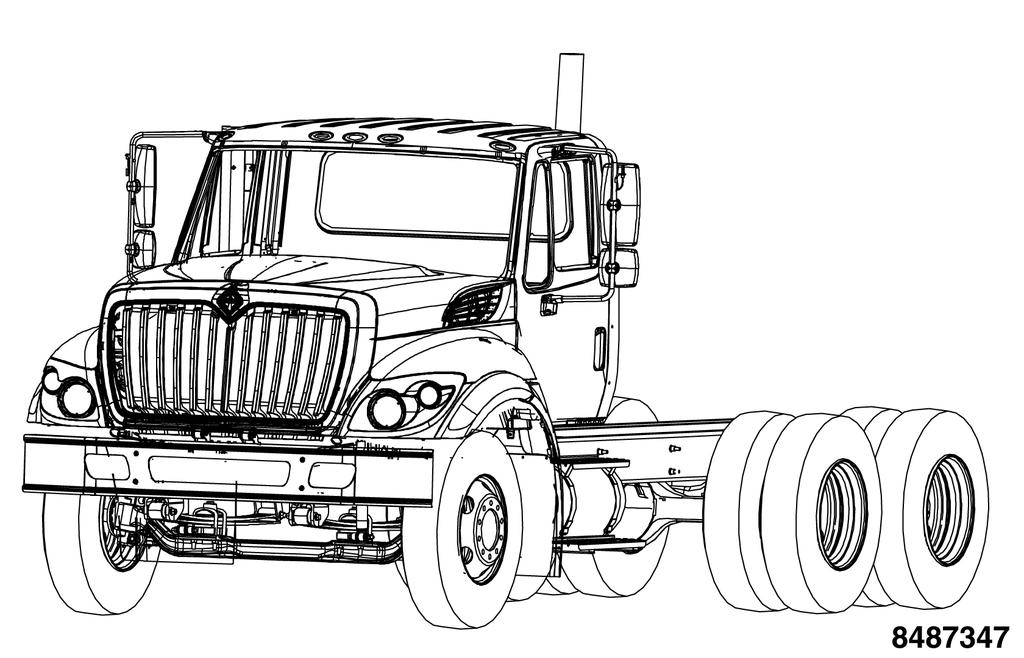 Download 9000I International Truck Service and Repair