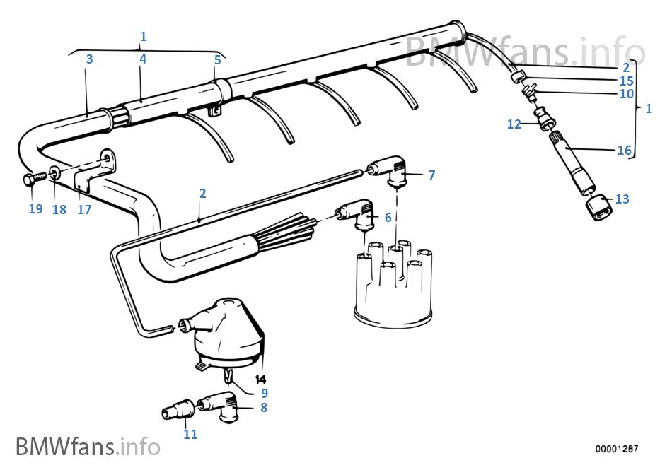 BMW 3 Series E21 Service Repair pdf Manual Download 1975