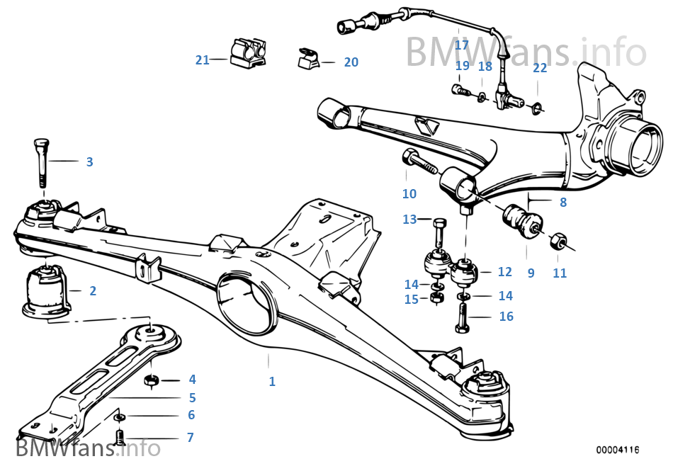 Download BMW 5-Series E28 518 1981-1985 Service Repair