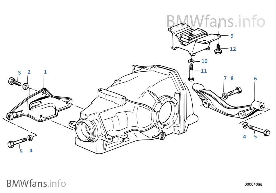 Download 1986-1994 Bmw 7 Series E32 Service Repair Factory