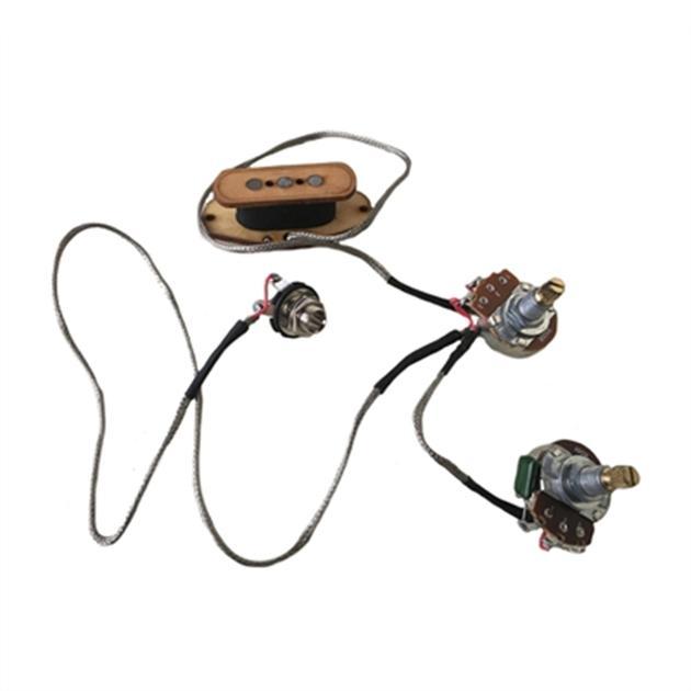 International DT466-DT570-HT570 Engine Electrical Diagram