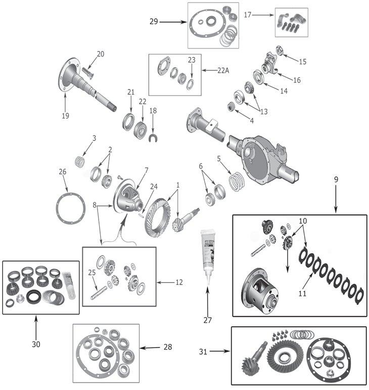 Download Jeep Cherokee XJ 1989 Digital Service Repair