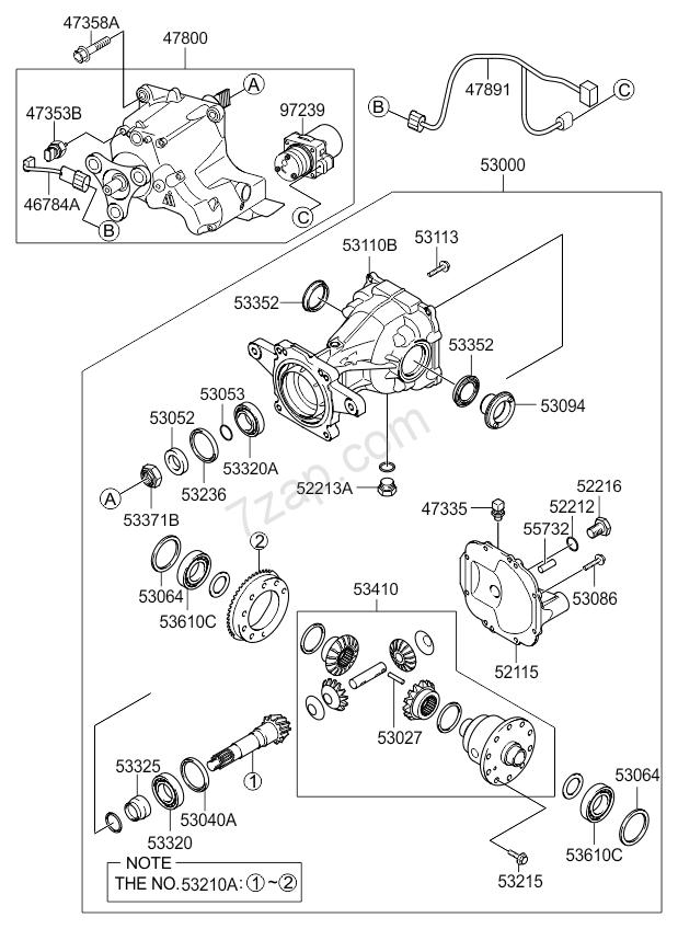 Download Kia Sportage 2010 Workshop Repair Service Manual