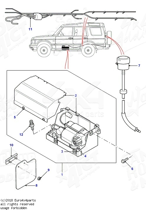 Land Rover Discovery 2 2004 Service Repair Manual