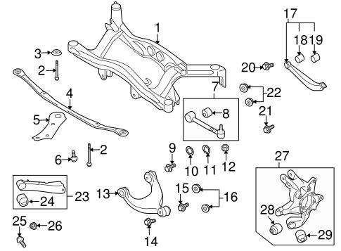 Download Subaru Tribeca B9 2006 Service Repair Manual Pdf