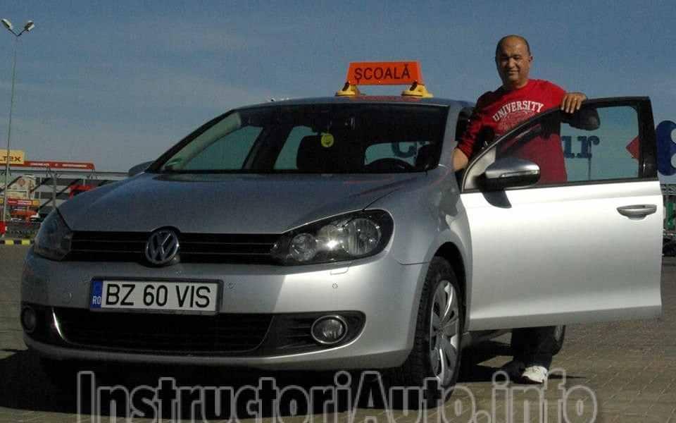 VISAN NICOLAE – Instructor Auto – Ramnicu Sarat