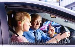 instructor auto