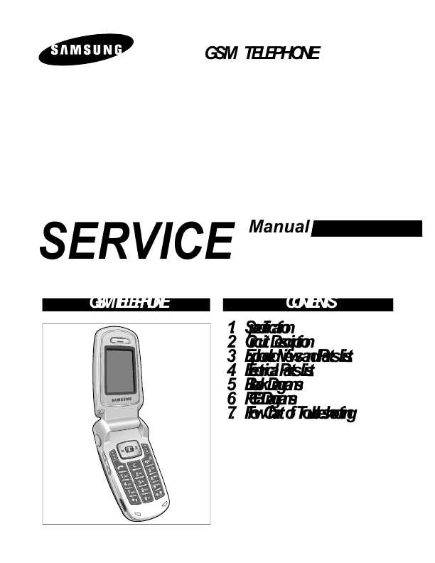 samsung e700 schematic diagram