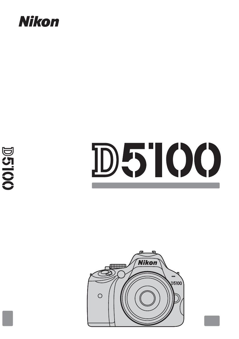 Instrukcja obsługi Nikon D5100 (92 stron)