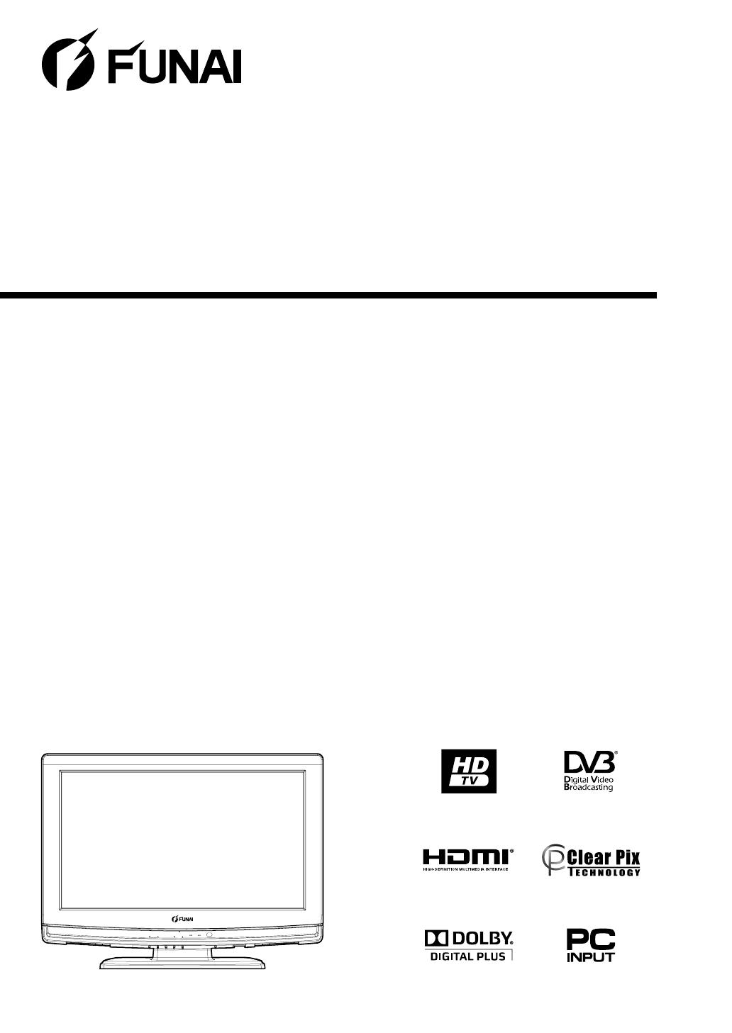 Instrukcja obsługi Funai LH7-M19BB (32 stron)