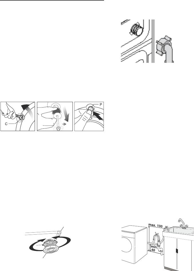 Instrukcja obsługi Beko WMD 67125 (36 stron)