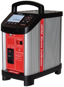 Ametek MTC Marine Temperature Calibrator | Dry Block Calibrators | Instrumart