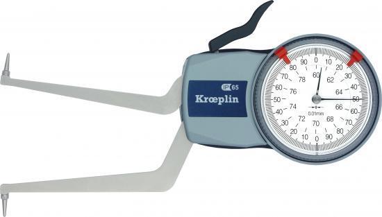 MEDIDOR RAPIDO KROEPLIN H260  DCL metrologa