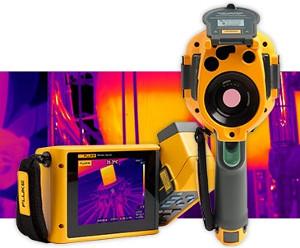 Cámaras termográficas de 640 x 480 px