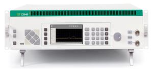 Emulador de enlace con satélite