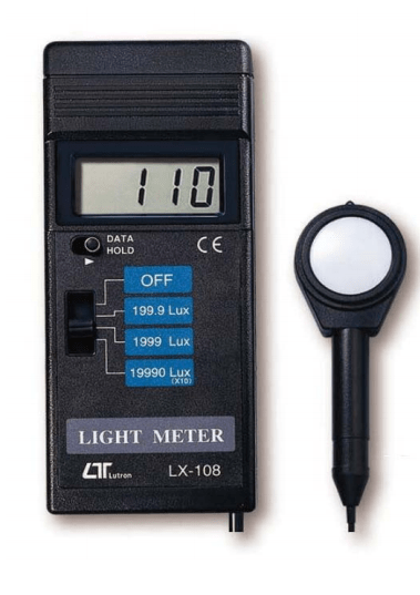 The Light Meter Circuit Using A General Diode