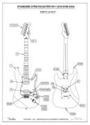 Fender Standard Stratocaster HH Manual Downloads