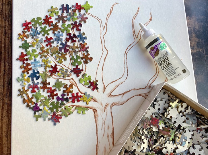 Fun Diy Puzzle Piece Craft Ideas For Kids Adults