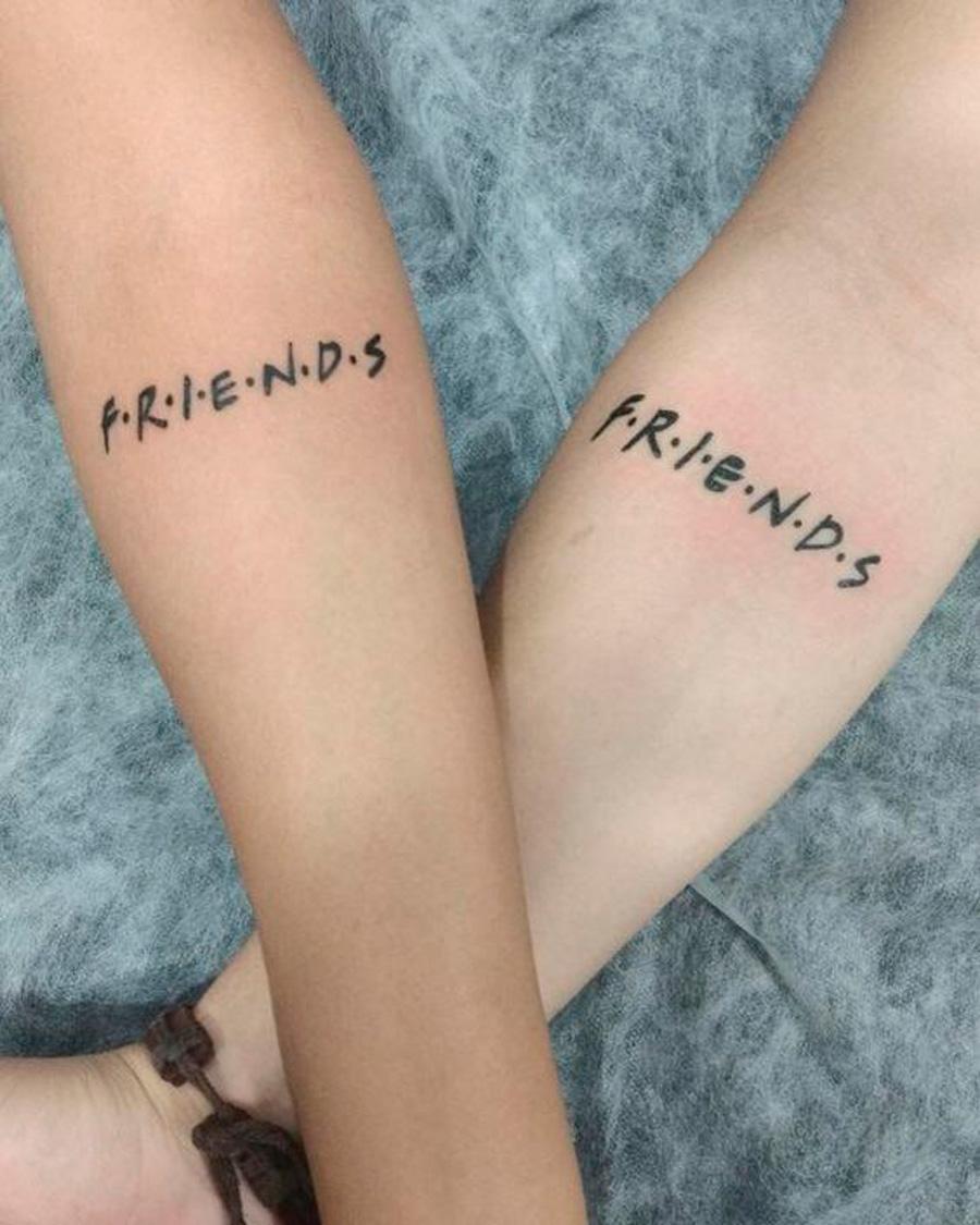 Tatuajes Para Amigas Pequeños Y De Inspiración Celebrity Instyle
