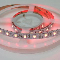 12v Led Downlight Wiring Diagram Probability Tree Without Replacement 15 Watt 24v Rgb Colour Changing Tape 5050 Smd