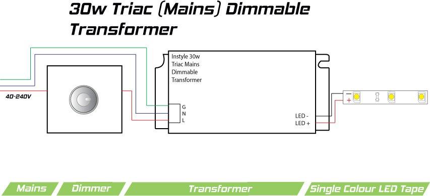 Wiring Downlights Diagram