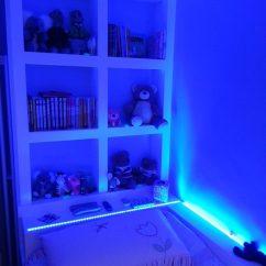 Led Tape Kitchen Sink Frame Rgb Used For Bedroom Lights