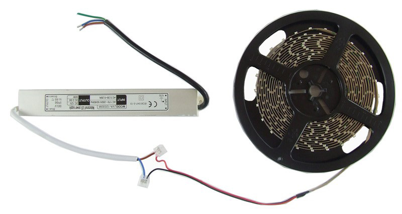 wiring diagram for 220v plug dometic awning parts how to power led tape - much will my supply drive?