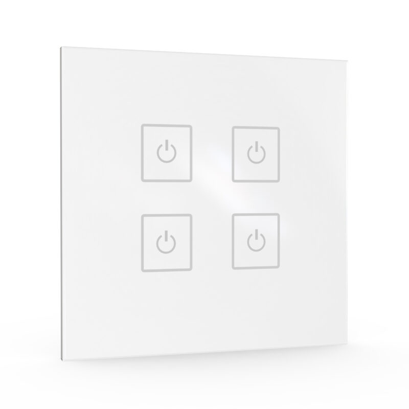 4-Zone Wireless Wall Dimmer for InStyle LED strip lighting