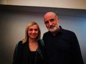 Roberta Alviti e Fernando Aramburu (Ph. Umberto Barberio)