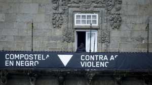 Compostela en Negro