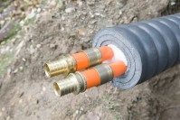 Insulated Pipe | District Heating Pipe | Underground ...