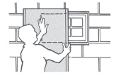 Foamular-insulpink-basement-installation-window